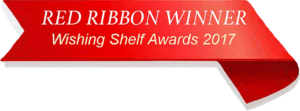 Wishing Shelf, Red Ribbon Winner, Dragonfly Surprise